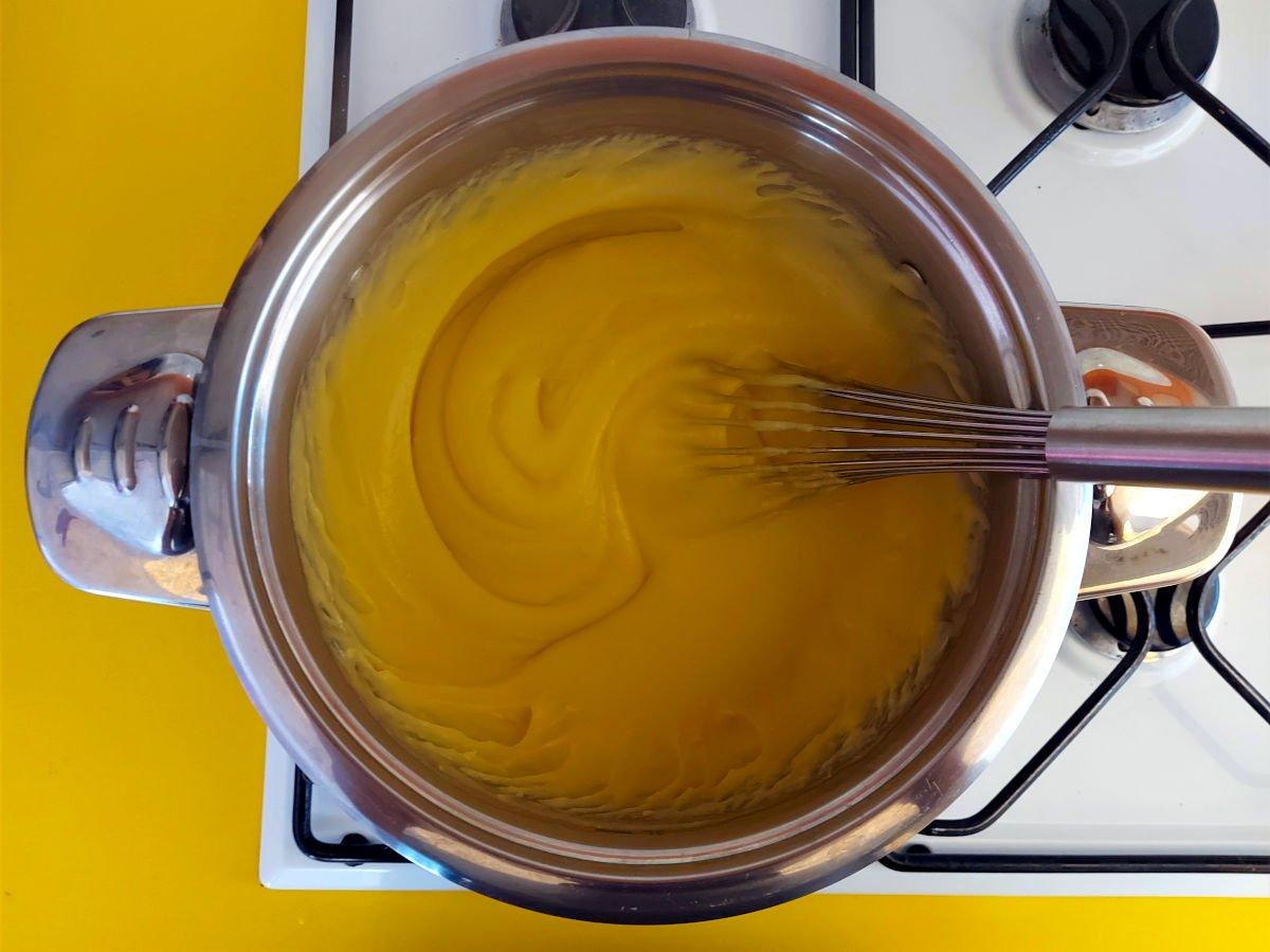 krem cukierniczy gotowanie masy